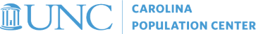 Carolina Population Center logo