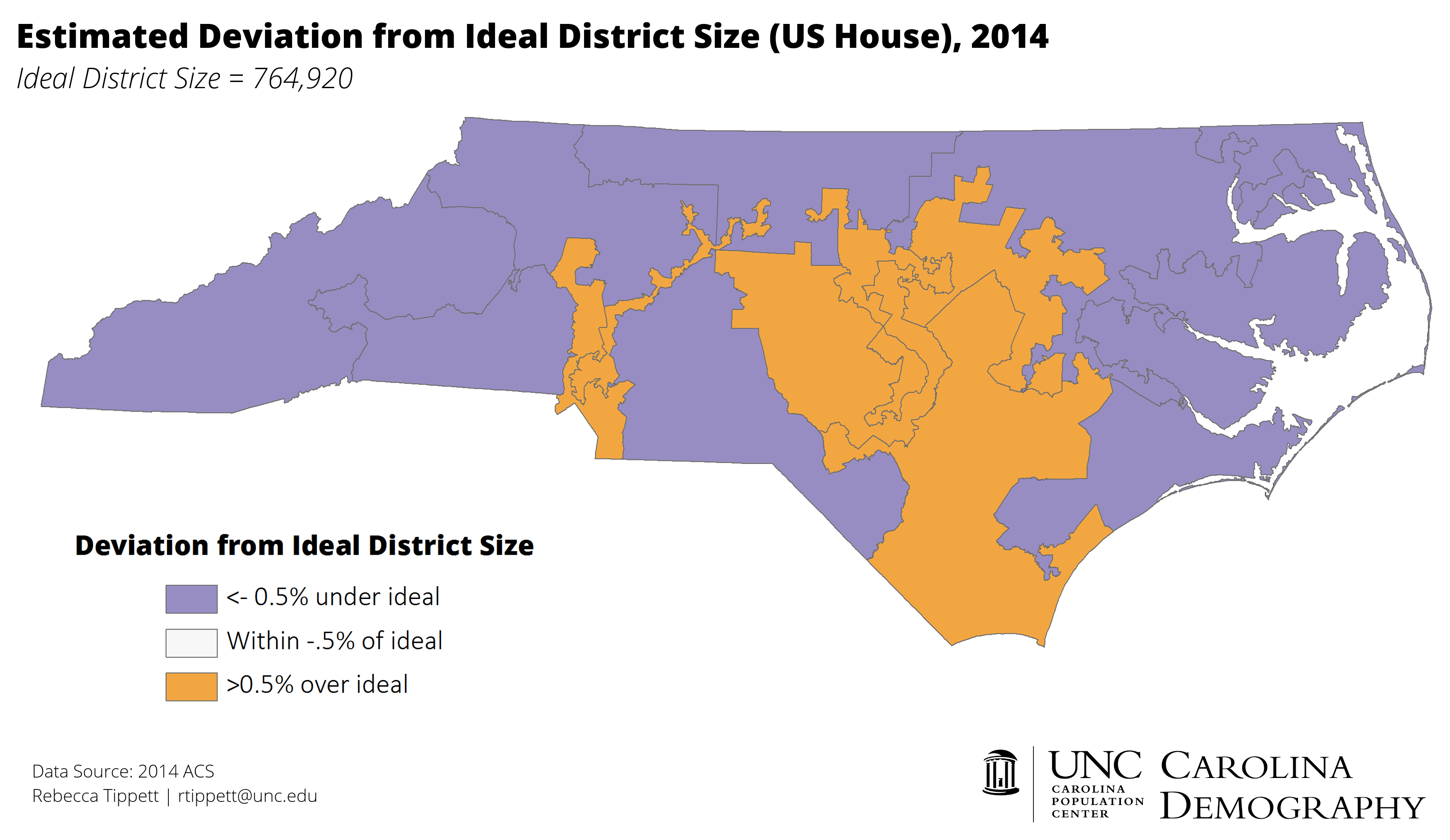 2014 us house deviation from ideal cd