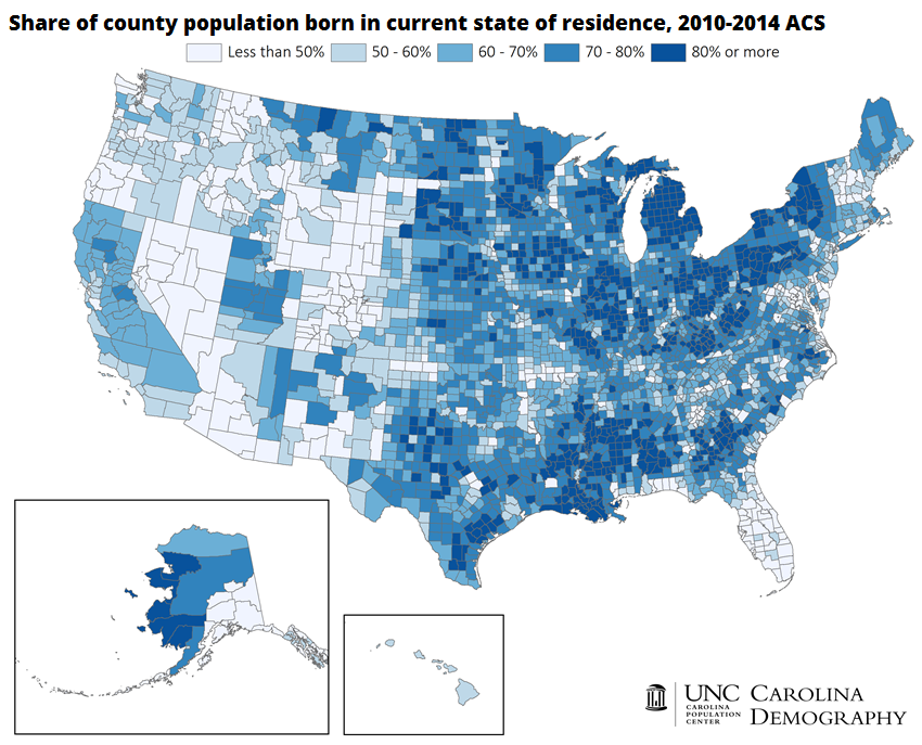 CD_Share of Population Born in State